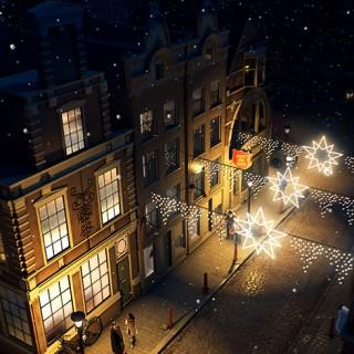 EO 'Kerst breng Licht' ident