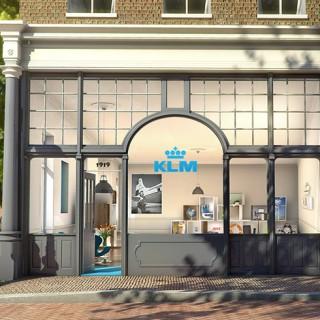 KLM 'Winkel'