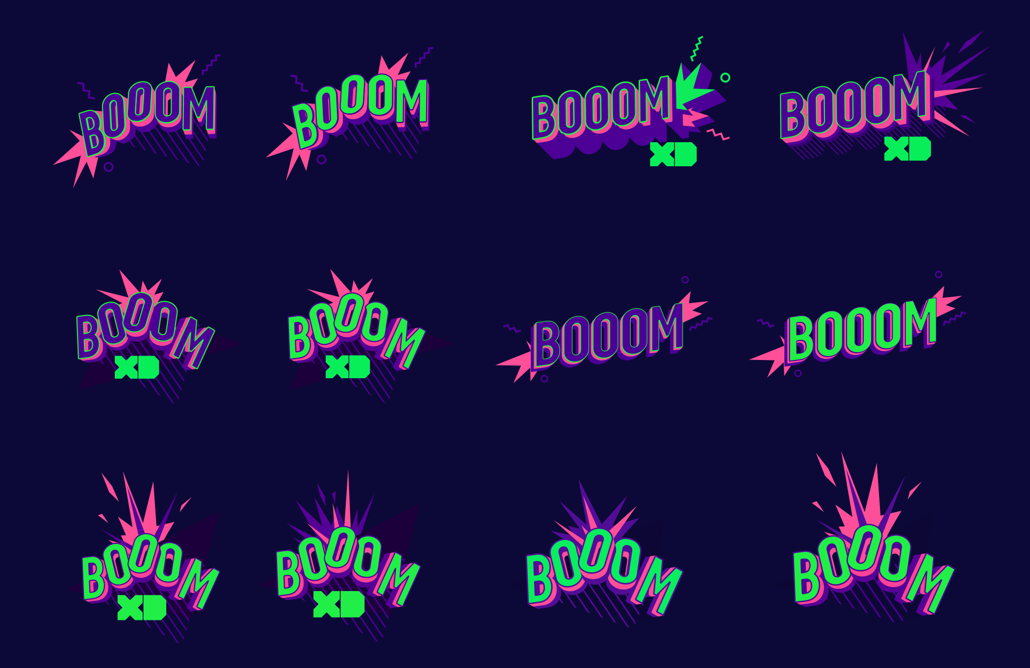 Boom_logo_Sketches